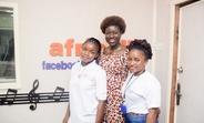 Raising awareness about obstetric fistula on Afriradio