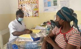 Alikalia Community Health Post, Koinadugu District (10)