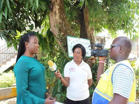 International Day to End Obstetric Fistula - AYV TV Media coverage